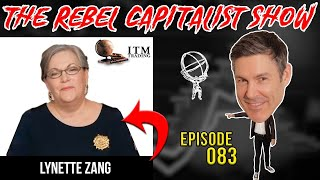 Lynette Zang (Why Own Silver? Great Reset, Hyperinflation, Passive Investing Bubble)