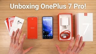 OnePlus 7 Pro Unboxing - What's Included!