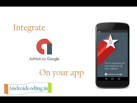 Android Admob Ads on your App || Google Ads on your App