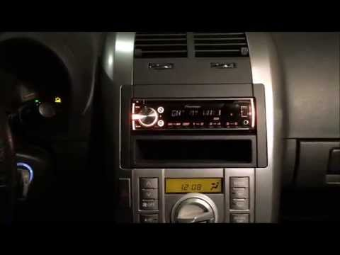 2005 Scion TC Stereo Installation Tips & Info