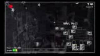 Все скримеры фнаф 1 2 3 4 +хеллоуин версия