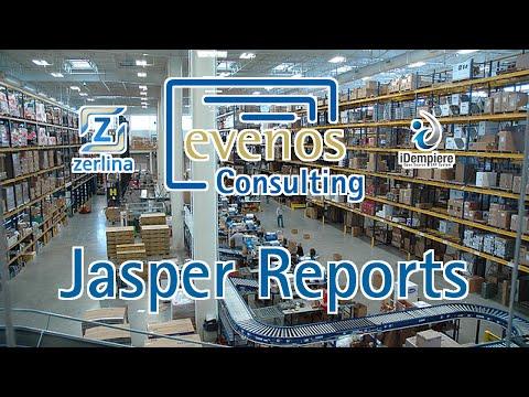 Customizing iDempiere 2.0 - Custom reports with Jaspersoft Studio