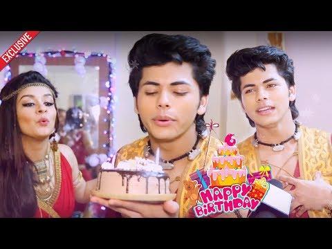 Siddharth Nigam Aka Aladdin Celebrates His Birthday 2018 With CoStar Avneet Kaur