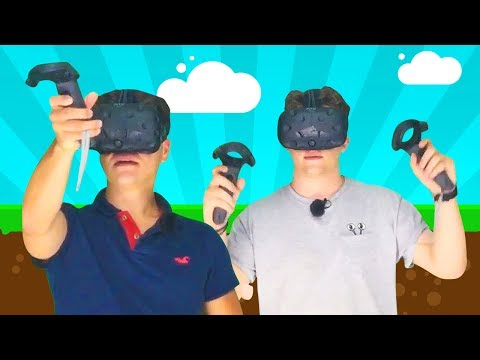 JELLY Vs. SLOGOMAN IN VIRTUAL REALITY!