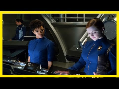 Breaking News | Star trek: discovery': voyage into the f-bomb frontier follows a history of tv curs