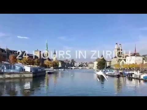 24 hours in Zurich Switzerland Travel guide - Activities - What to do - tips and tricks