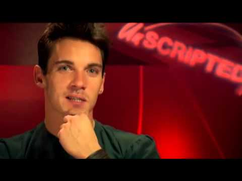 'Match Point'  Unscripted  Scarlett Johanssen, Jonathan RhysMeyers
