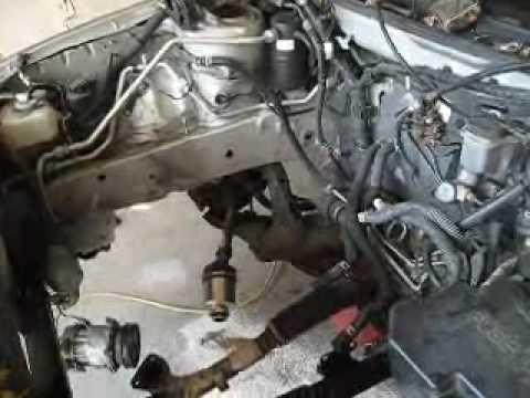 2001 Mazda 626 Engine Replacement Job  YouTube