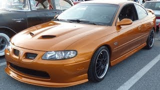 Best Pontiac GTO exhaust sound in the world.