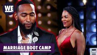 Is This the END for Shanda & Willie?   Marriage Boot Camp: Hip Hop Edition