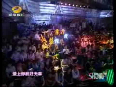 Li Yuanxi李媛希 PK Gu Wei谷薇
