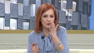 Rudina - Monika Lubonja, flet per here te pare per largimin si drejtuese e QKKF! (16 maj 2018)