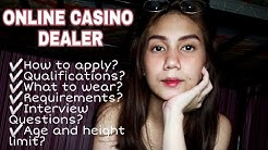 ALL ABOUT ONLINE CASINO DEALER♣️♠️♥️♦️