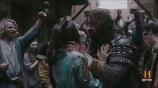 Vikings - Rollo crowned Caesar!