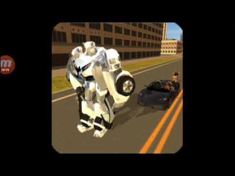 Обзор игры робот машина