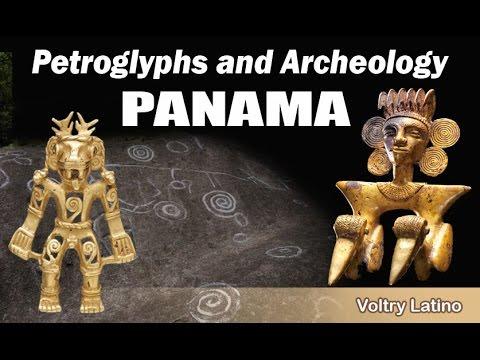 PETROGLYPHS AND ARCHEOLOGY OF PANAMA