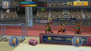 ATHLETICS SUMMER SPORTS 2 - GOLD IN EVERY EVENT ( PART 1 )