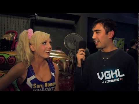 Jessica Nigri Interview at SXSW 2012