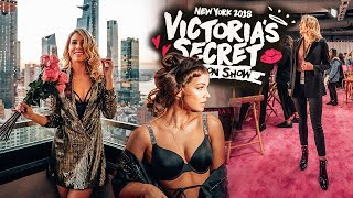 VICTORIA'S SECRET FASHION SHOW 2018 (Behind The Scenes in New York)