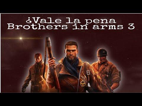 Download ¿ Vale la pena Brothers in arms 3 en 2021? 🤔