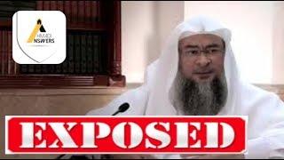 Assim Al Hakeem Exposed - Lies Against Hadhrat Muhammad (saw)