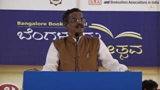 Gangavathi Pranesh Comedy   I Speak Kannada   Book Festival   Jhankar Music