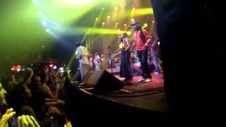 WALK THE PROUD LAND - Bunny Wailer AO VIVO em Porto Alegre