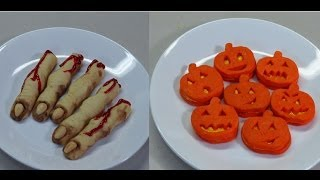 Spooky Halloween Cookies - How To With The Icing Artist