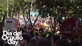 Así fue el desfile del Día del Orgullo Gay en Bogotá Citytv.com.co.mp4