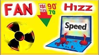Laptop Fan hızı ayarlama [Control FAN speed] ısınma sorunu çözümü/ overheating - fix pc