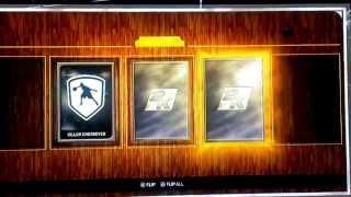 NBA2K15 PS4 MyTeam - SAPPHIRE (