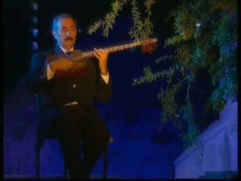 "Zamik Aliyev (tar) - ""De hardasan"" (mus: Eldar Mansurov), instrumental"