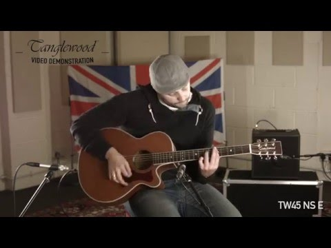 Tanglewood Demonstration - TW45 NS E