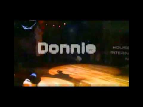 Donnie Rework featuring Robert Owens by Byron Burke