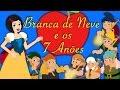 Branca De Neve E Os 7 Anões Em Português - Historia Completa - Desenho Animado