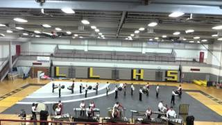 Lake Lehman Indoor Percussion 2014 Wildwood Preview Show April 30th