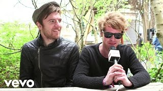 Kodaline - Interview [Summer Six - Live from The Great Escape]