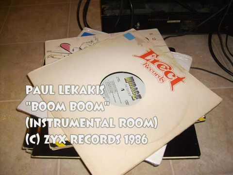Paul lekakis Boom Boom  (instrumental)