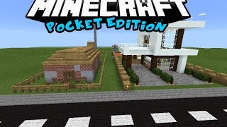 VIZINHO INVEJOSO-Minecraft Pe (Machinima)