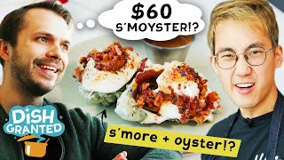 Can I Make A $60 S'more For Andrew From BuzzFeed Worth It? • Dish Granted