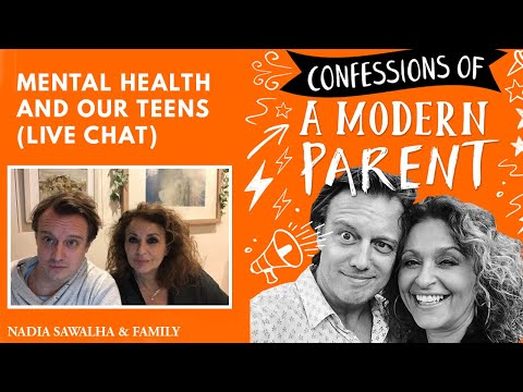 CONFESSIONS OF A MODERN PARENT - mental health and our teens (live chat) thumbnail