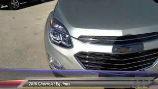 2016 Chevrolet Equinox Odessa TX G1123126