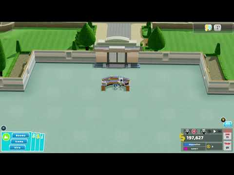 TwoPoint Hospital Gameplay Part 1(No Commentary) |