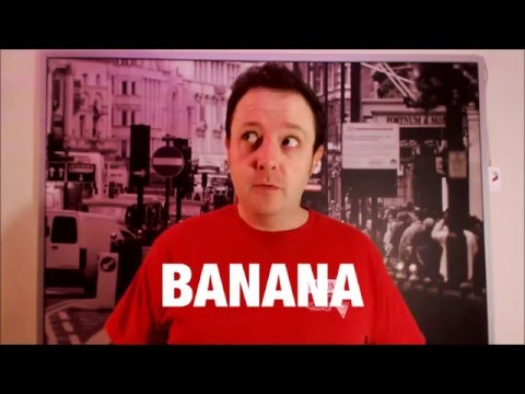 How to Pronounce 'Banana' Like a British Person