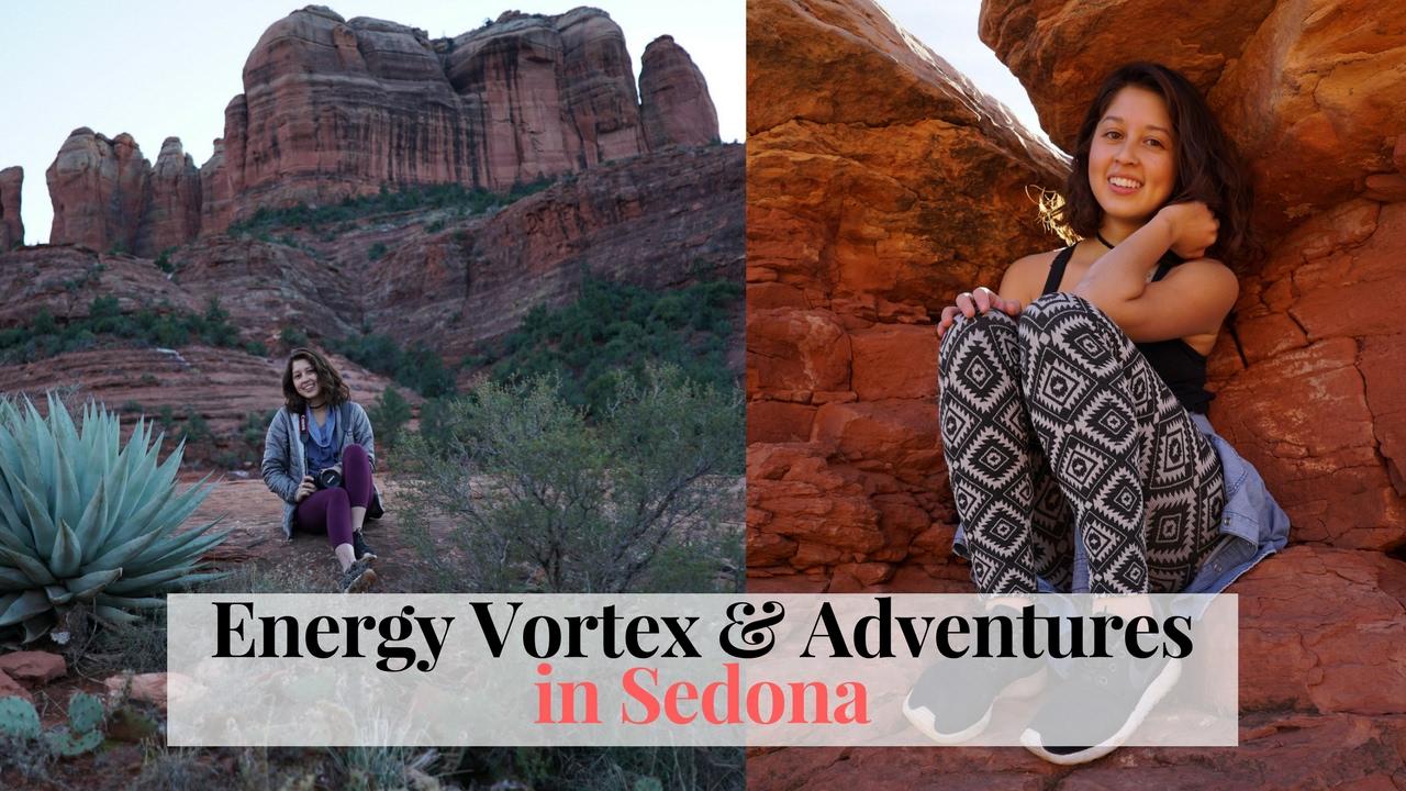 Sedona Energy Vortex and Adventures  AZ Day 4