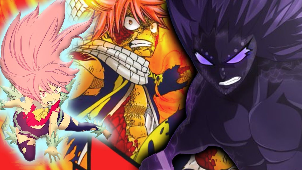 fairy tail can natsu use dragon force at will youtube
