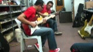 Ceriatone SSS & OTS FM 50 - featuring Wan GiGi and Aji, clip 2 of 3
