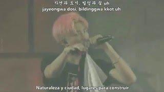 Download Video BTS - Ma city HYYH (Sub español - Roma - Hangul) MP3 3GP MP4
