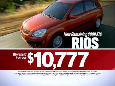 Koons Kia Of Owings Mills New Car Countdown TV Commercial