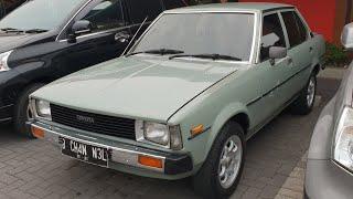 In Depth Tour Toyota Corolla DX [E70] (1981) - Indonesia